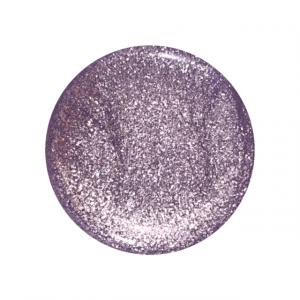 Glitter Gel Metallic Platinum