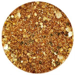Glittermix Bronze