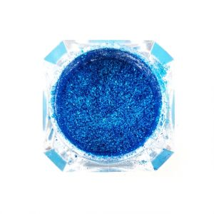 Wow Chrome Blue