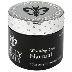 Acrylic Powder Natural 200g
