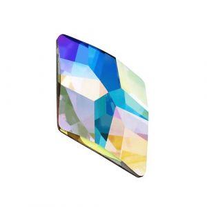 Preciosa Crystal AB Rhombus 10