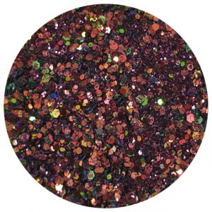 Glittermix Espresso