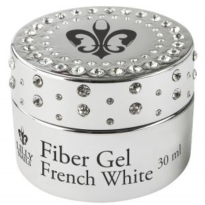Fiber Gel French White