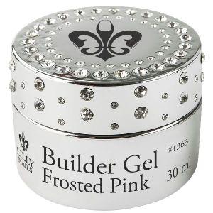 Builder Gel Frosted Pink