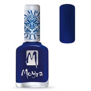 Moyra Nail Polish Blue SP 05