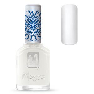 Moyra Nail Polish White SP 07