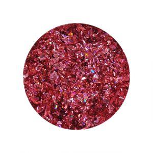 Lazer Flakes Pink