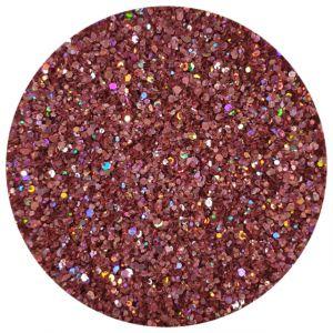 Glittermix Mauve