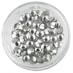 Runda nitar, silver