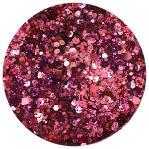 Glittermix Rosy Cheeks